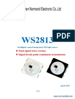 WS2813 LED Datasheet