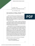 4) Collector of Internal Revenue vs. Club Filipino, Inc. de Cebu
