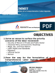 3_Labor Summit Presentation Dec2 Version_Asec Alex_Luzon Planning