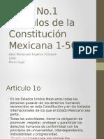 Articulos 1 al 50