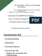 Conversão AD - Freire-1