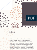 iodium