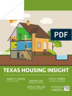 Texas Housing Insights