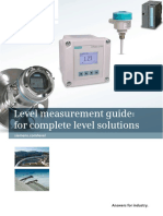 Siemens_Level Instrument Selection