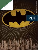 Avance Batman ITALIA