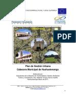 Propuesta Pgu Huehuetenango Consolidado