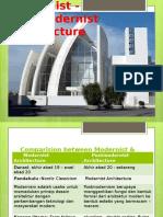 3. Postmodernism Architecture