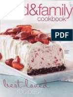 Kraft Food & Family Cookbook - Suzanne Stark