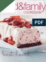 Kraft Food & Family Cookbook - Suzanne Stark