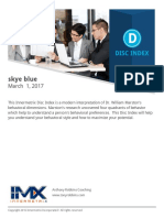 DISC Skye Blue