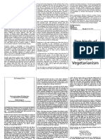 Case for Spiritual Vegetarianism.doc