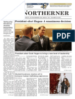 The Northerner - Vol. 58, Issue 5