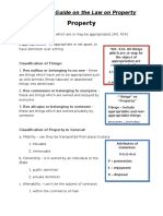 The Study Guide on the Law on Property.docx