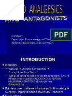 Opiod Analgesic