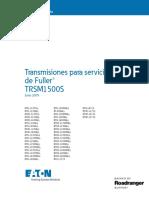 Transmission Eaton 1.2