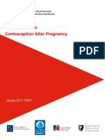 Contraception After Pregnancy Guideline Final