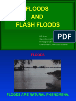 Floods Flashfloods n Floodplain Zonning Case India