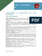 Manual Construccion y Presentacion Del Plan Estrategico