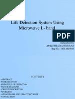 Lifedetection AMR