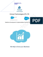 Kcloud Technologies - Salesforce ISV Partner
