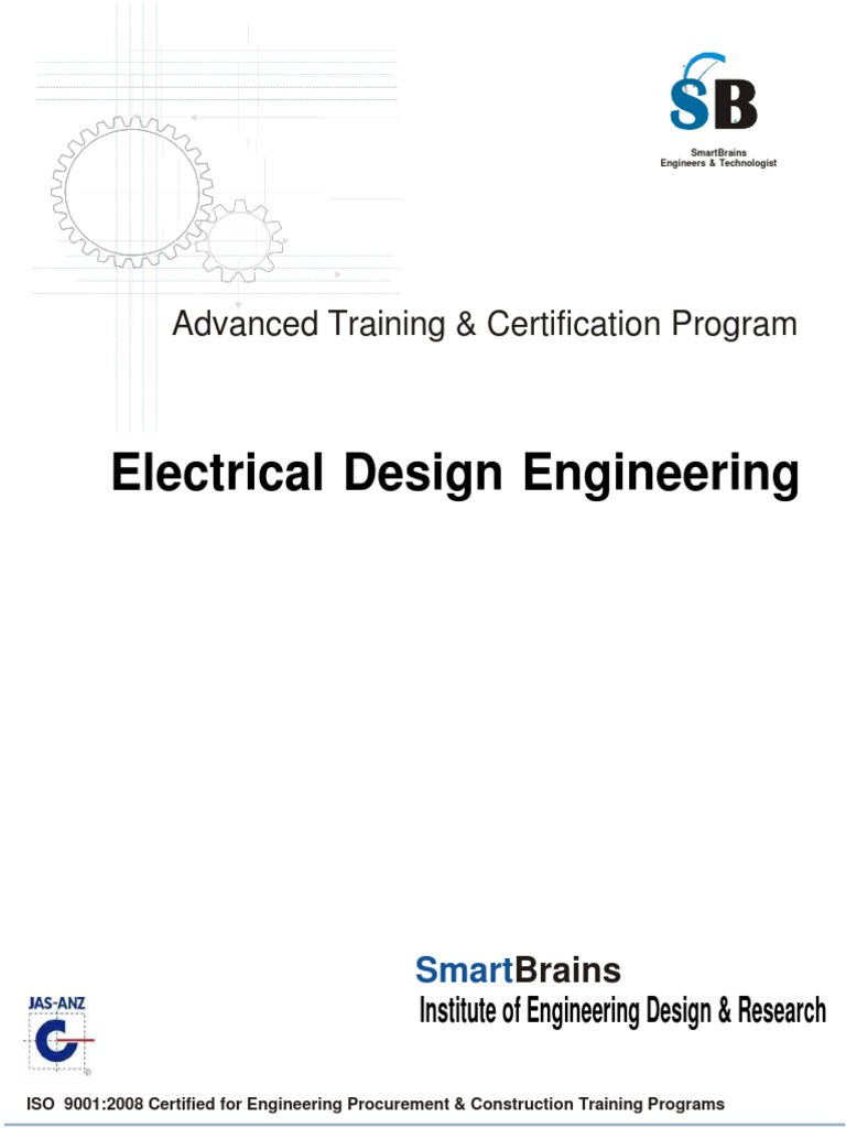 Electrical-Design-Training-Course pdf | Electrical