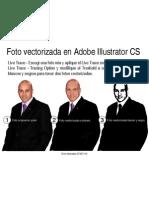 Foto vectorizada F/C & B/W