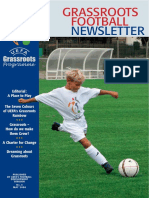 Grassroots Football Newsletter #4