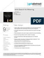 Mans Search for Meaning Frankl en 25382