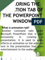 1 Animation