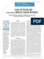 04396940 a Design for Secure and Survivable Wireless Sensor Networks (2007)