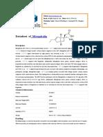 Mirogabalin (DS-5565)| α2δ-1 ligand|cas|1138245-13-2