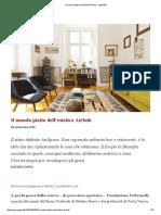 Il Mondo Piatto Dell'Estetica Airbnb
