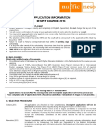 StuNed Form -Short Course - Deadline 1 October 2015.docx