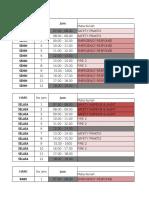 Jadwal Kuliah Semester GENAP 2016-2017 16Feb2017