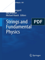 Strings and Fundamental Physics