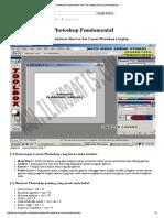 Photoshop Fundamental _ Tips Trik Penting Serta Layout Photoshop