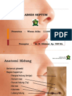 Ppt Abses Septum