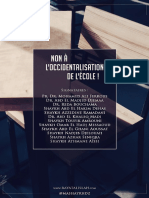 Non à l'Occidentalisation de l'École !