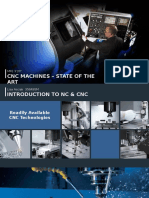 State of the Art CNC Machines