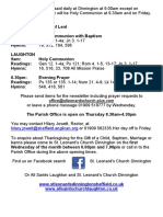 newsletter 05032017