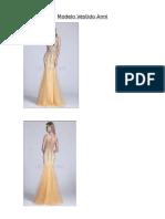 Modelo Vestido Anni