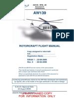 AW139 Flight Manual POH