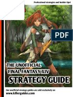 The Unofficial Final Fantasy XIV Strategy Guide pdf | Final Fantasy