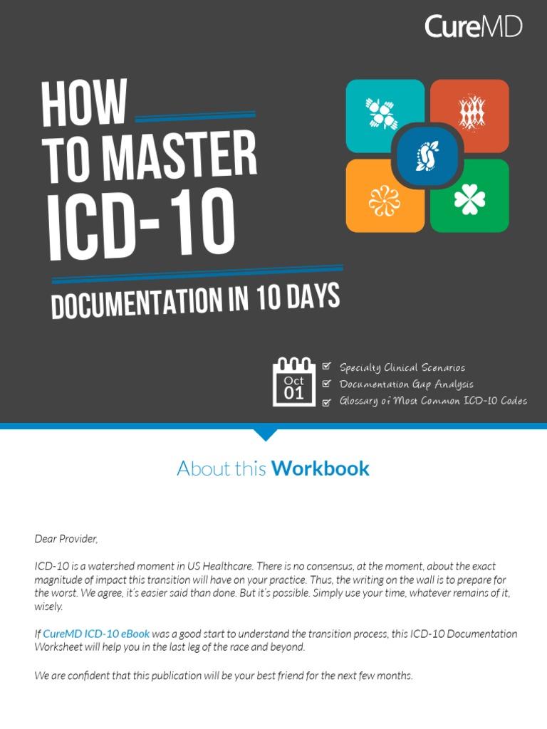 Icd 10ebook Cervical Cancer International Statistical