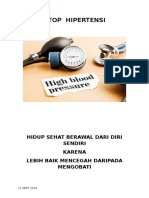 Stop Hipertensi