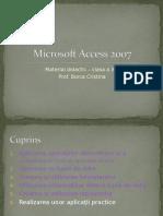 Microsoft+Access+2007