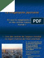 La_megalopole_japonaise.ppt