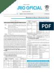 Diario oficial de Colombia n° 50.160. 27 de febrero de 2017