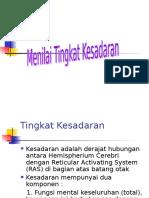 Keperawatan Sistem Neurobehavior 1 Pertemuan 13
