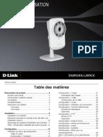DCS-932_A1_Manual_v1.00(FR)